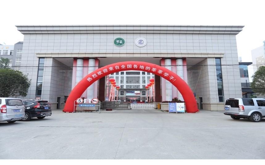 四川高铁学校的毕业生受到认同和欢迎