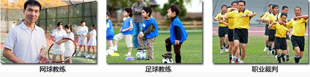 四川爱华学院休闲体育专业招生简章