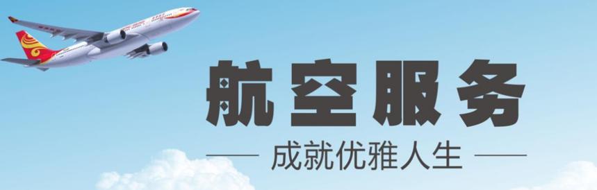 四川爱华学院航空高铁系有哪些分类
