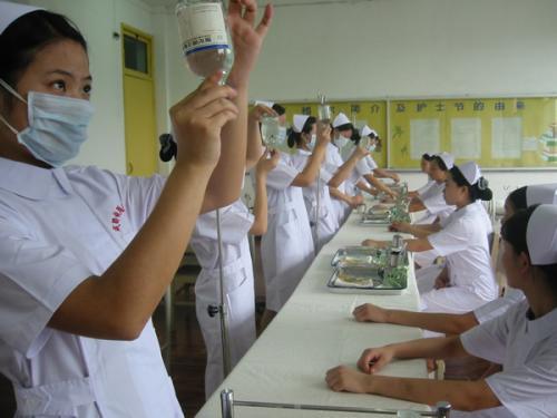 成都卫生学校有没有关于中医方面的专业呢