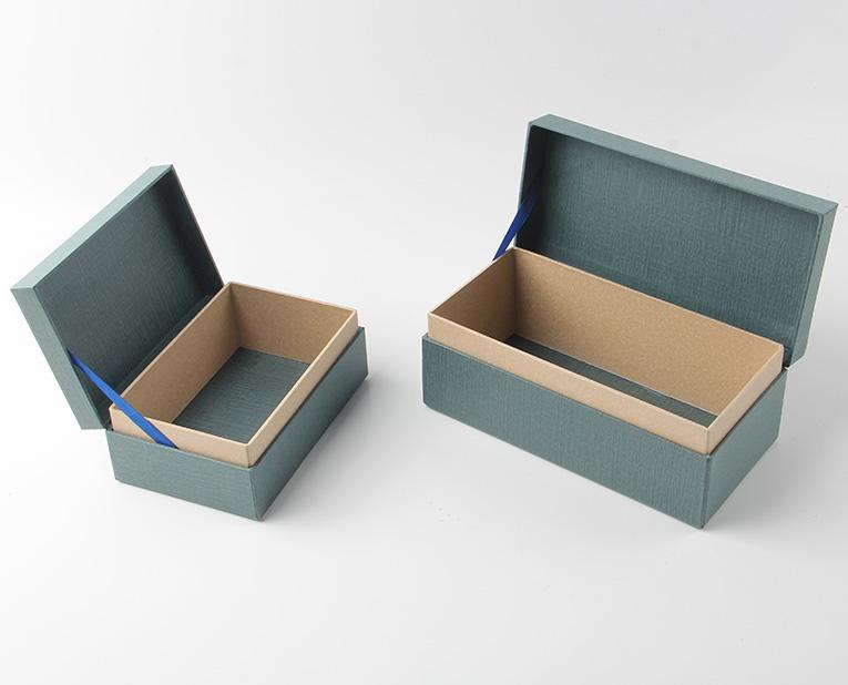 保健品找的精装盒厂为环保做出了很大的转变