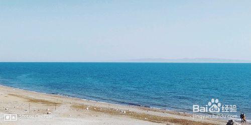 青海湖租摩托车骑行青海湖-青海湖,梦幻般的湖