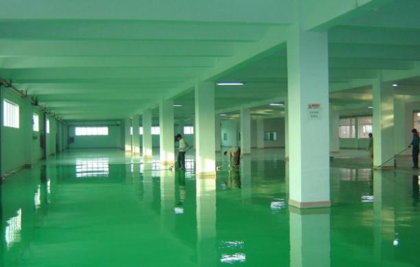 环氧地坪漆施工的时候需要用到哪些施工设备?