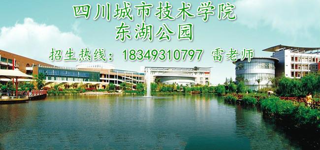四川城市技师学院东湖公园