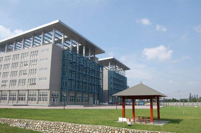 四川城市技师学院教师大楼