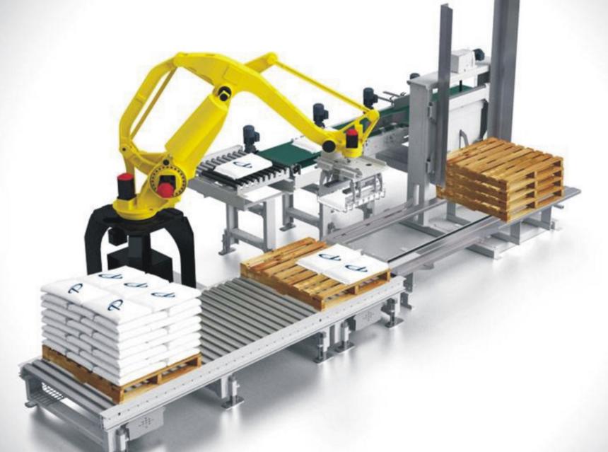 机器人制造专业教学设备
