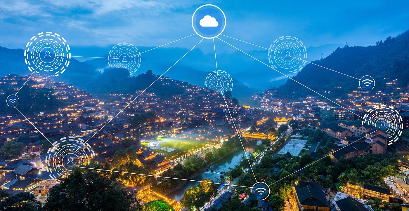景区无线覆盖解决方案,广州际智网络科技有限公司,综合布线,监控安装,无线覆盖