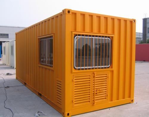 住人集装箱出现漏水现象哪些方法会更好呢