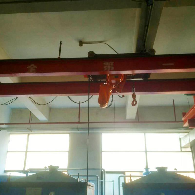 简易超低空双梁起重机,深圳起重机,东莞起重机