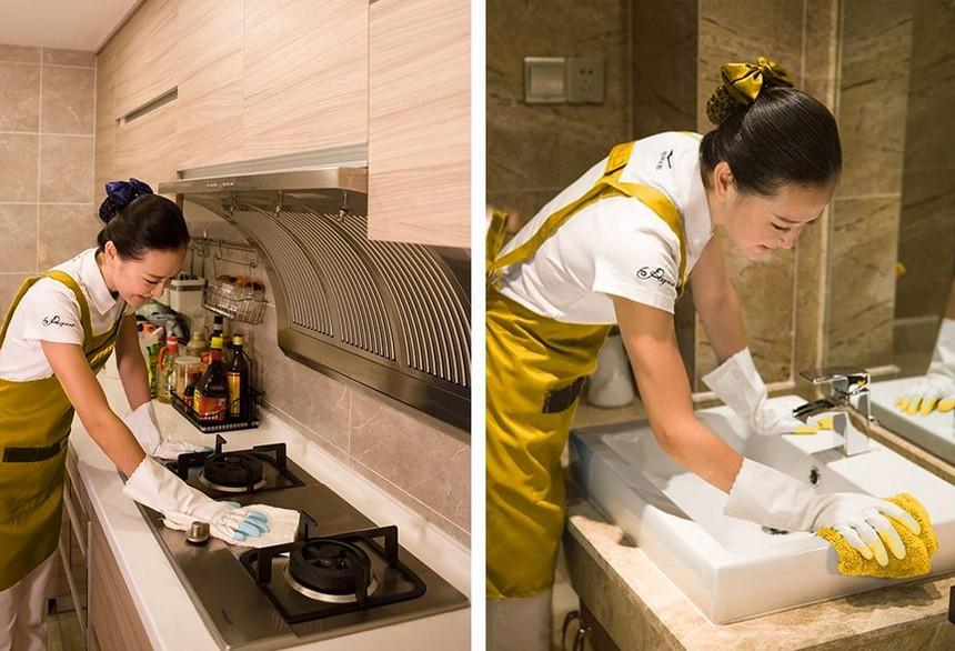 杭州家庭保洁
