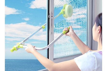玻璃清洁器