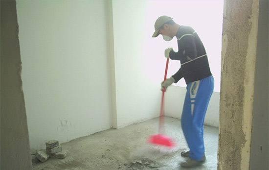 新房装修垃圾