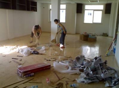 新房开荒保洁