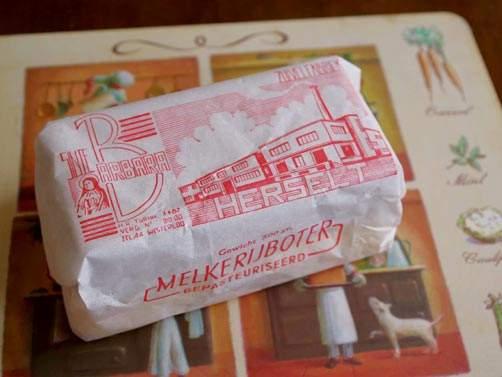 黄油包装纸