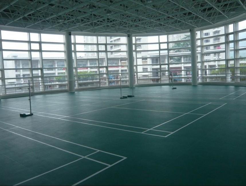 PVC运动专用地板
