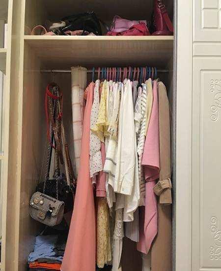 附图:衣柜清理