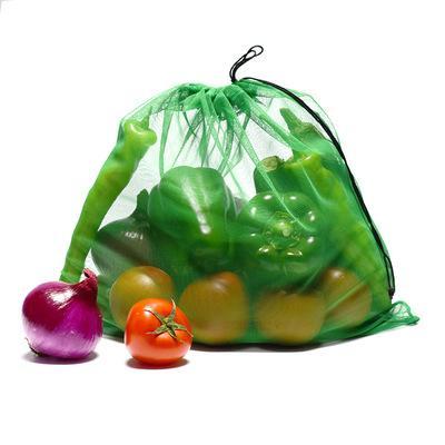 附图:装蔬菜、水果的尼龙网袋