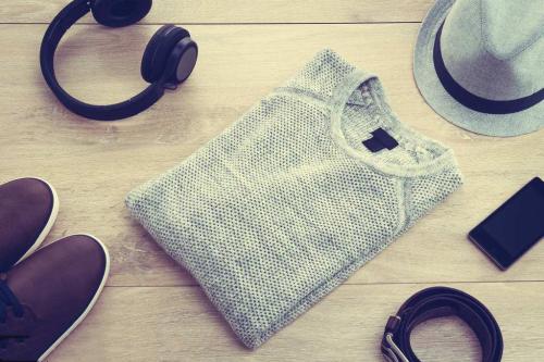 附图:毛衣