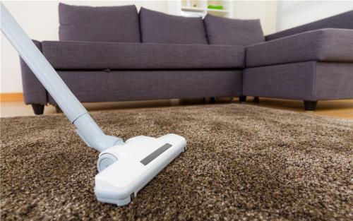 附图:清洗地毯
