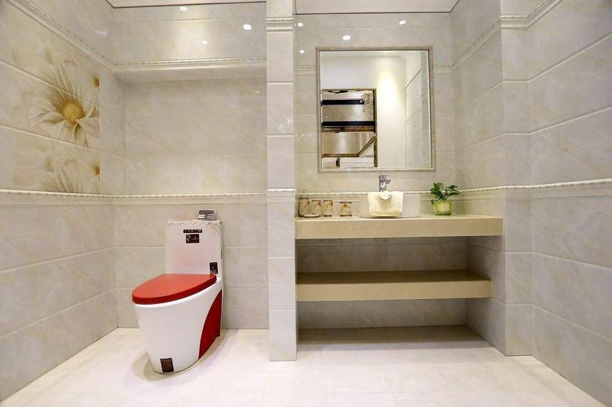 附图:浴室抽水马桶