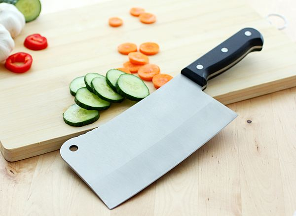附图:菜刀
