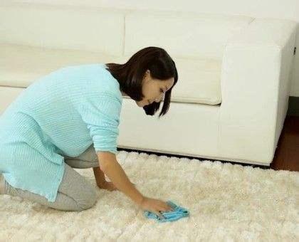附图:地毯清洁