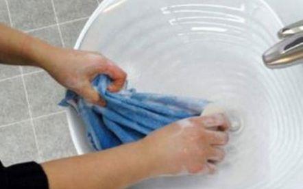 附图:衣物洗涤