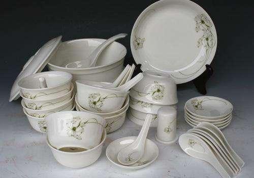 附图:瓷器碗盘