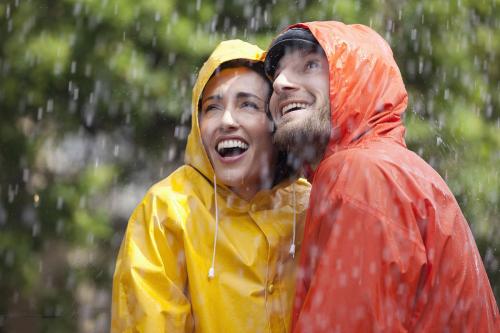 附图:雨衣