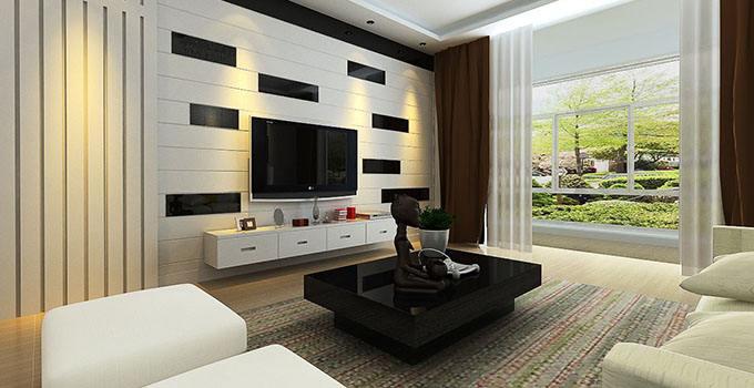 附图:客厅电视机