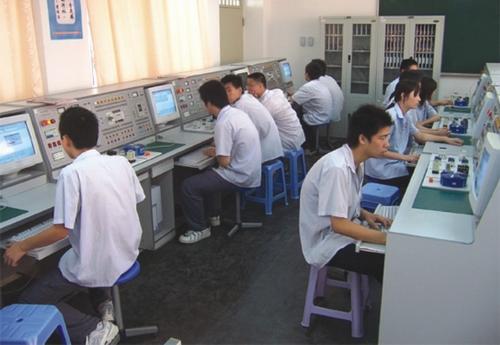 机电一体化中专+大专招生简章