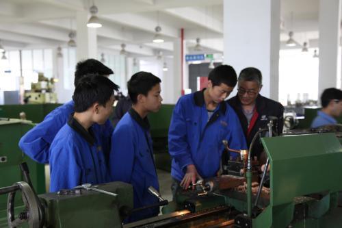 机械加工技术专业招生简章