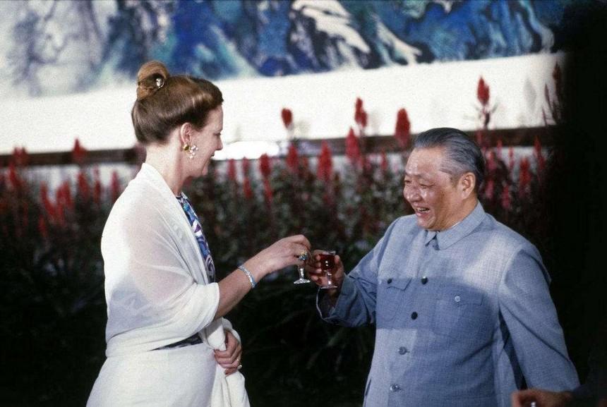 玛格丽特二世女王 1979年访华.jpg