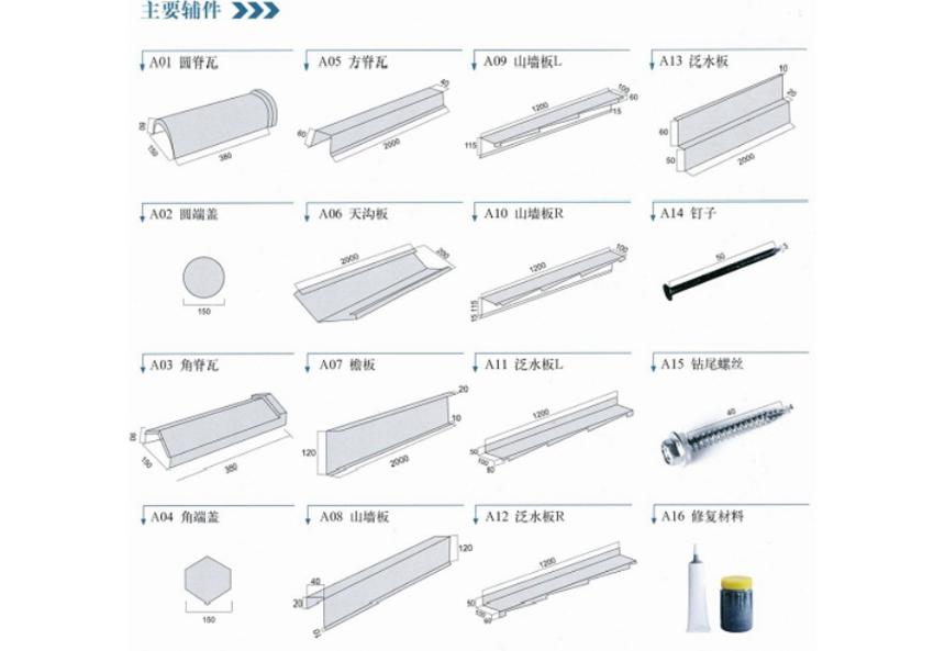 彩石金属瓦安装步骤图例1.png