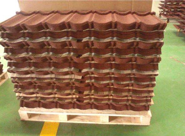 45度金属瓦屋面安装步骤