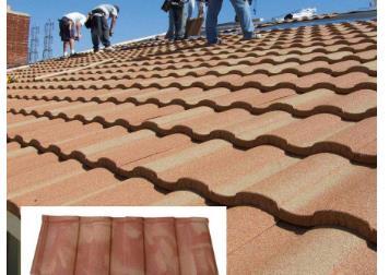 金属瓦适用于哪些金属屋面结构