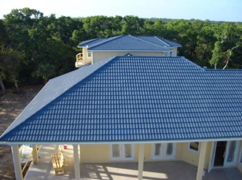 屋面翻新用什么瓦