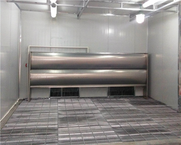 家具喷漆房设备价格,有哪些类型?-亿科喷漆房
