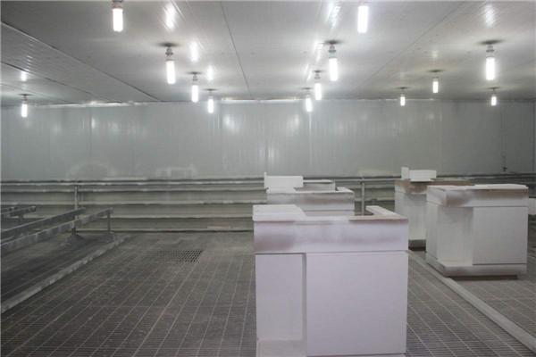大型喷漆房产品介绍-亿科喷漆房