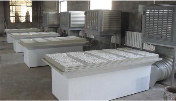 环保型打磨柜介绍-亿科喷漆房