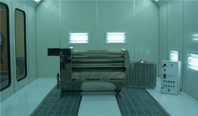 家具喷漆房水帘的作用