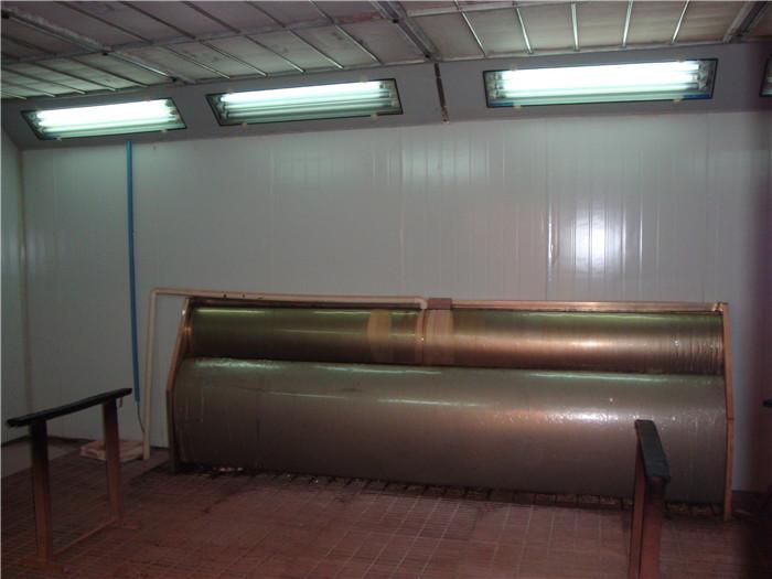 环保型家具喷漆房
