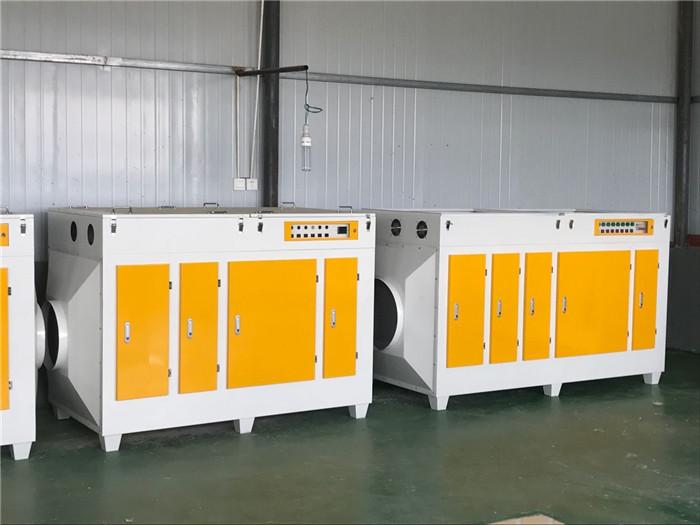 喷漆房废气光氧催化设备