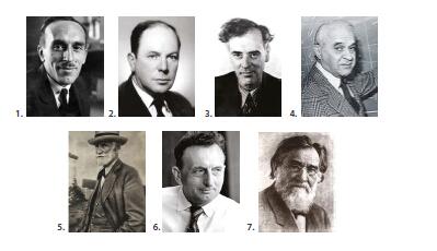 圣彼得堡国立大学历史上诺贝尔奖获得者