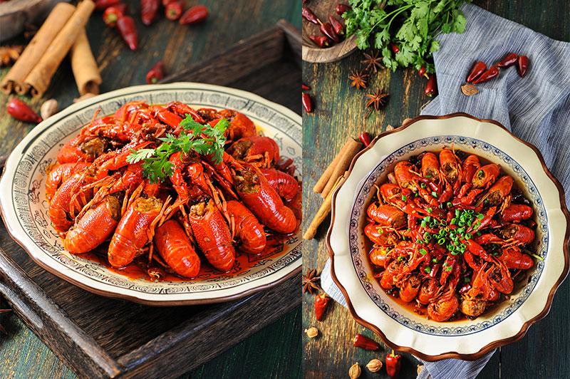 重庆蒜香小龙虾调料