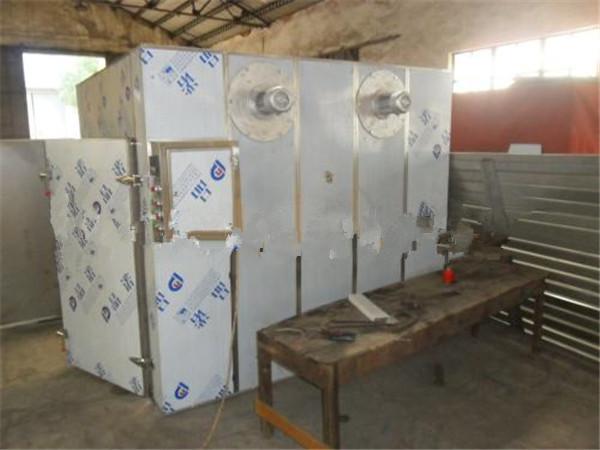 净化热风循环烘箱的原理与故障分析