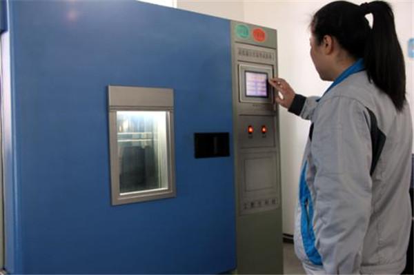 高低温湿热试验箱的简介