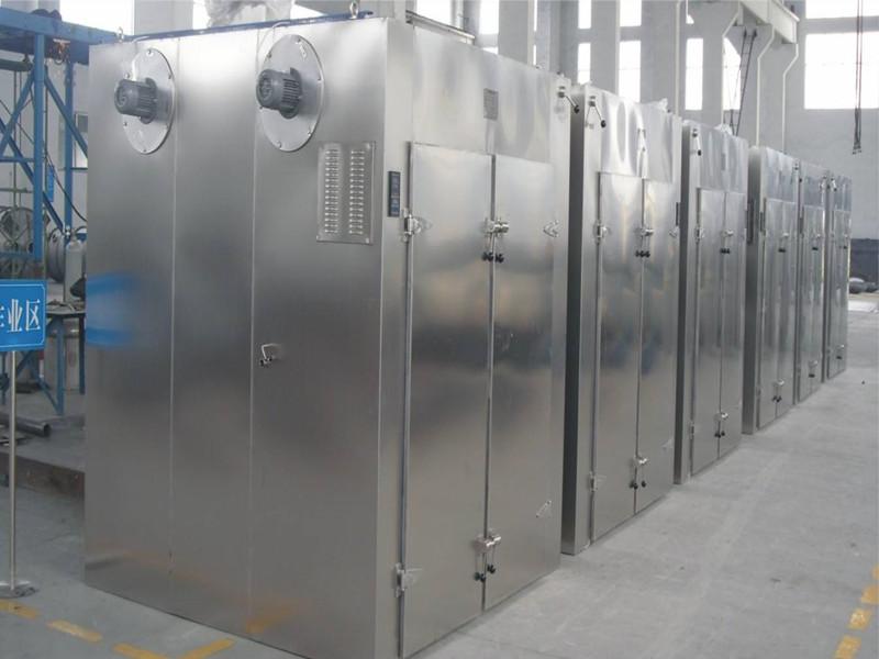 工业热风循环烘箱