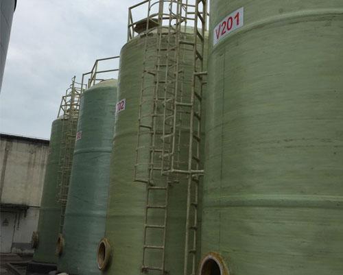 达州翁福达化工盐酸储罐240立