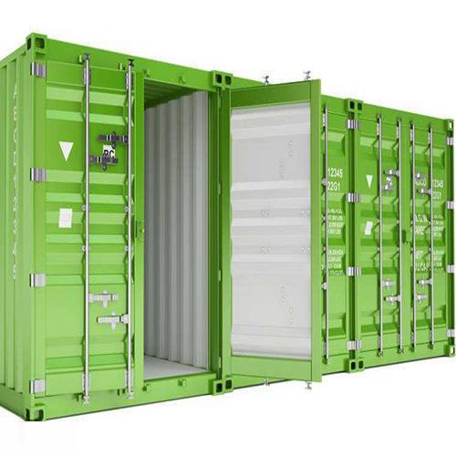 绿色住人集装箱
